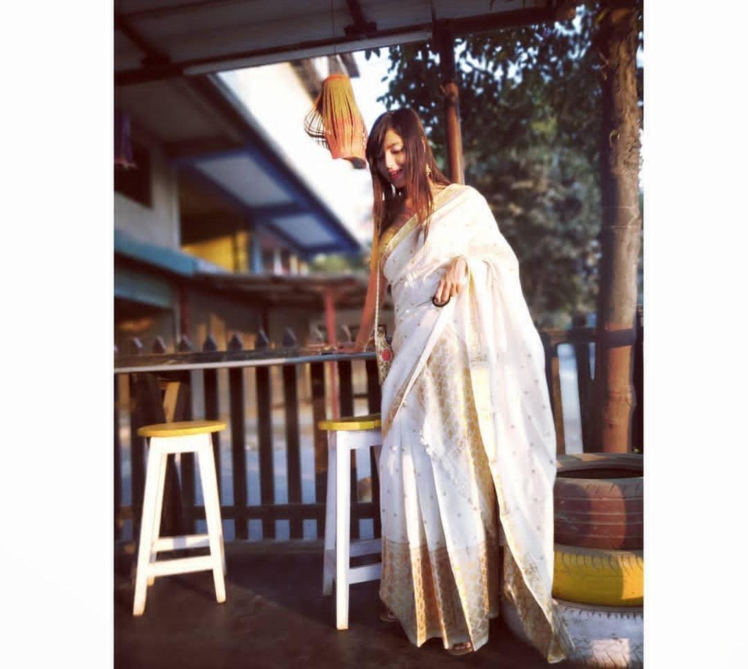 Mekhela Chadar- Assam's Vanity