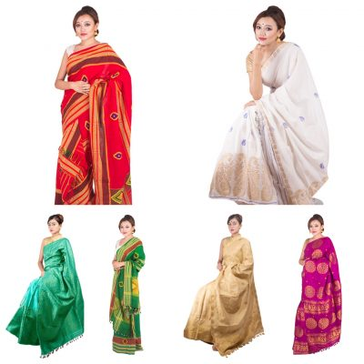 buy assam silk saree online