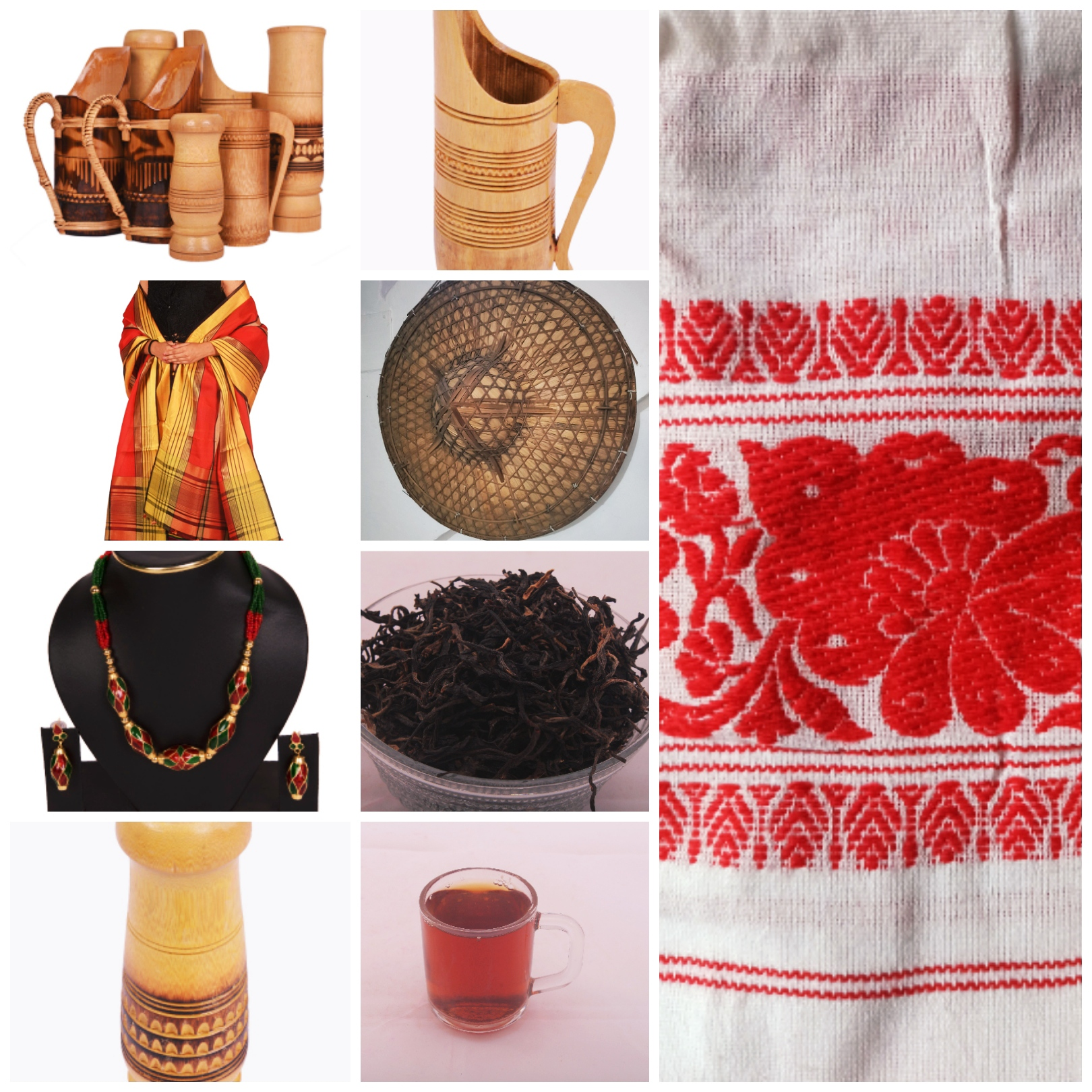 Unique Things to Buy From Assam