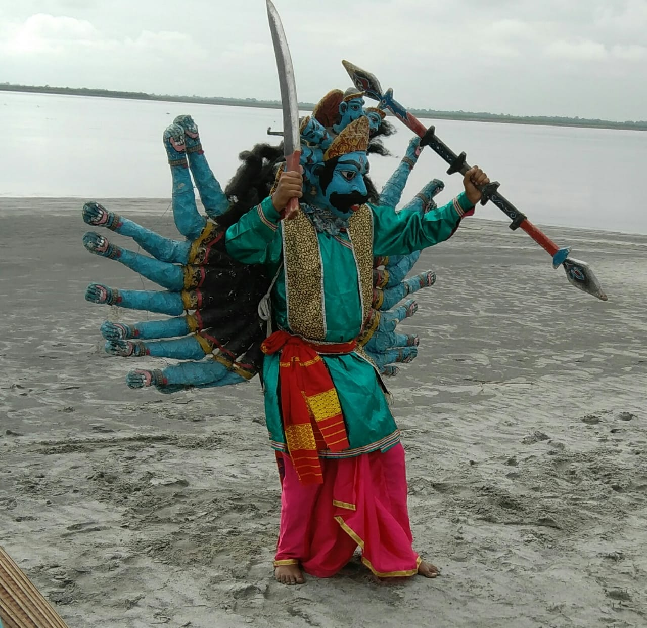 How Raas Festival of Majuli Assam is Preserving The Rich Assamese Heritage